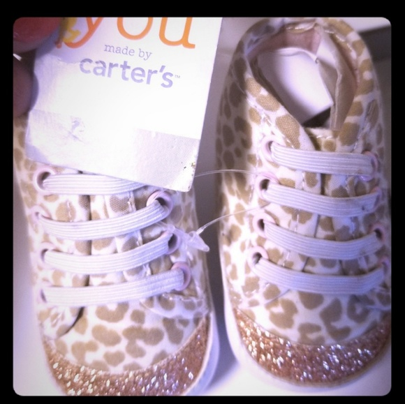 Carter's Other - Newborn shoes